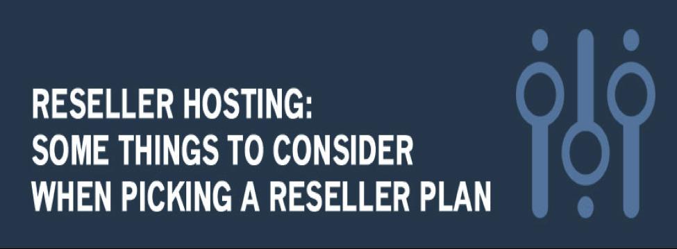 Choosing a Best Value Reseller Web Hosting
