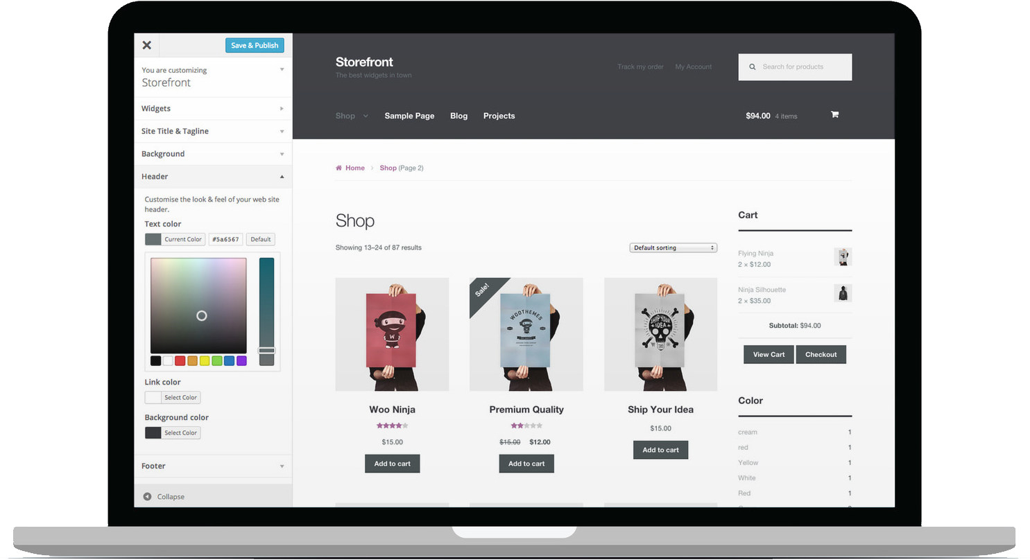 Why should you use WooCommerce for your online store